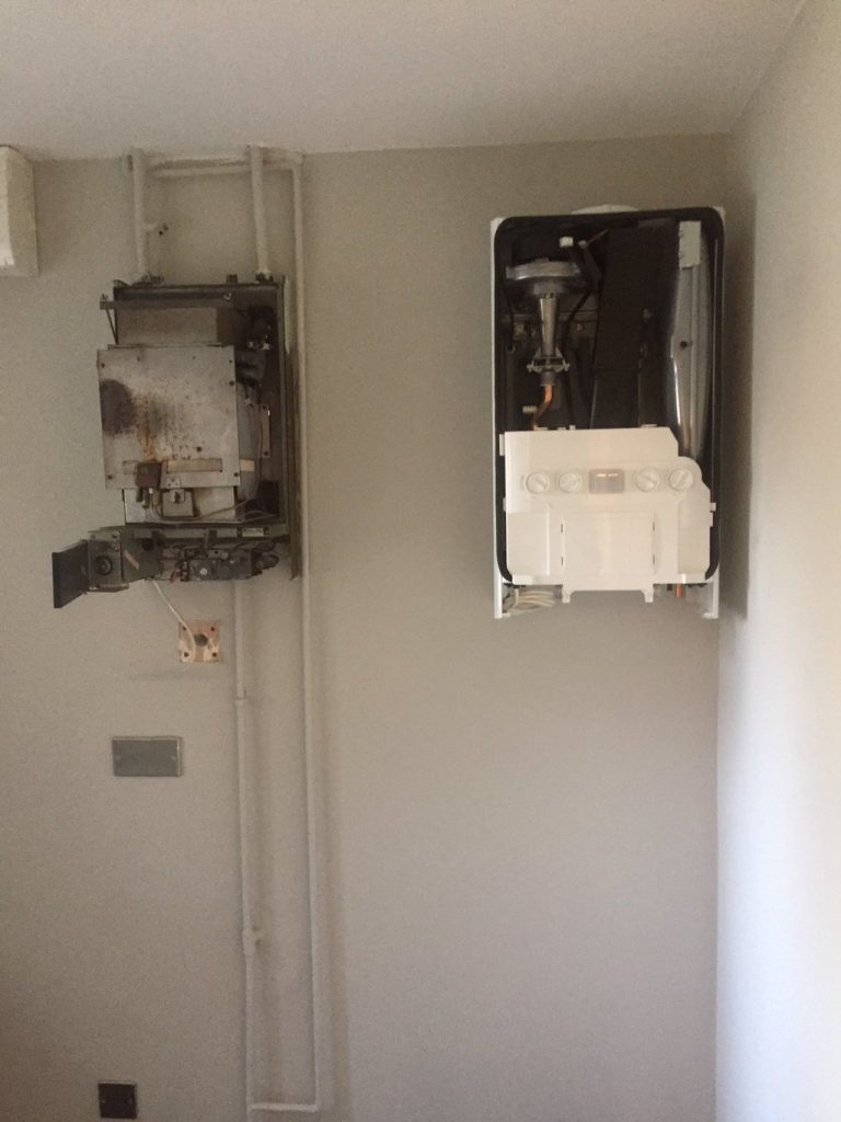 boiler replacement cardiff