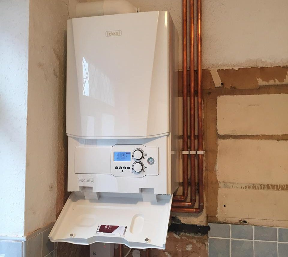 Combi Boiler Install Cardiff