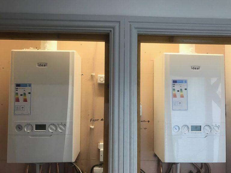 cardiff boiler install