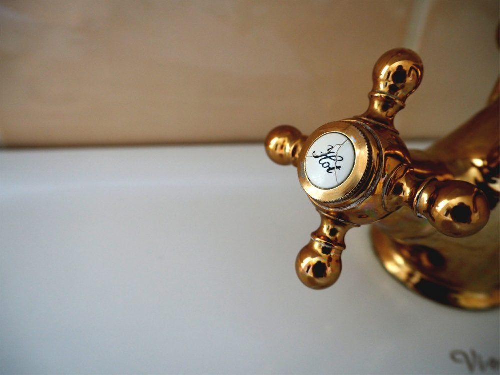 no hot water